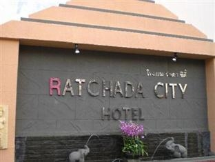 Ratchada City Hotel Bangkok